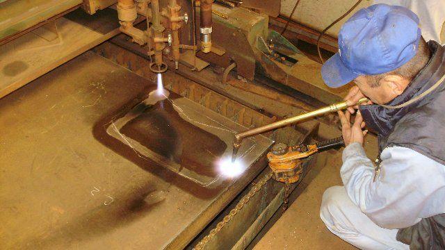 Shinjuku Gyoen Greenhouse, Steel Fabricator: Yajima