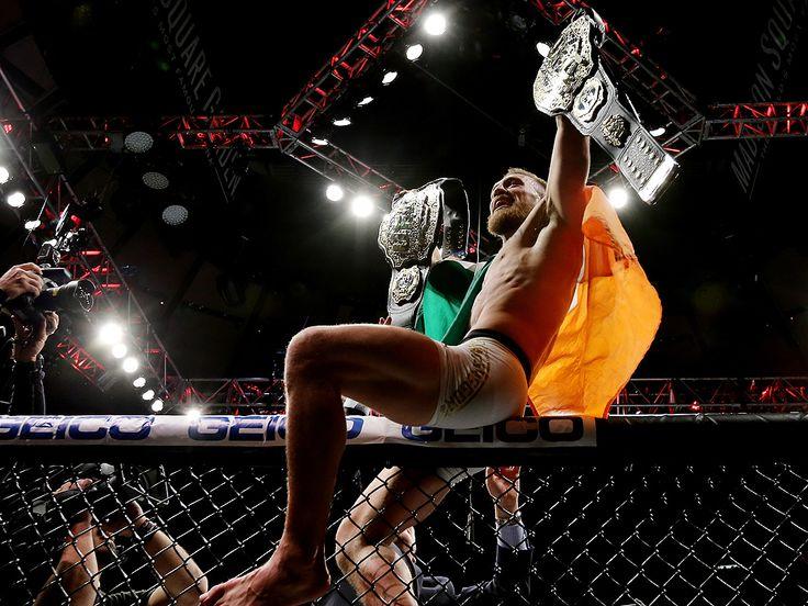 UFC Notes Dana White clarifies when Conor McGregor will lose belt - Calgary Sun