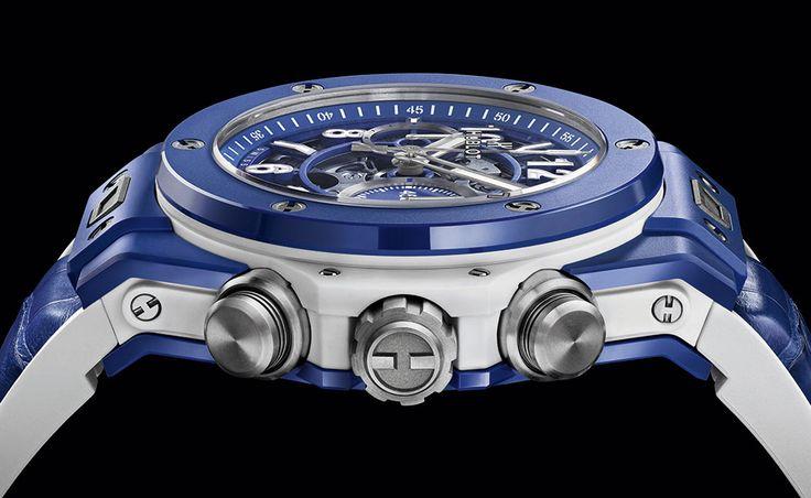 Hublot Big Bang Blue Watch