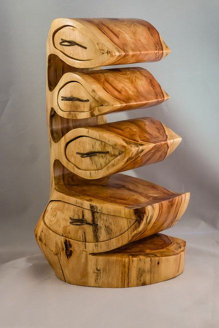 Wooden Bed Design King Size