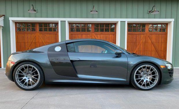 Stasis Supercharged 2011 Audi R8 5 2 V10 Fsi Coupe 2011 Audi R8 Audi R8 Audi