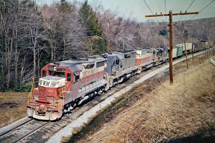 Western Maryland Railway by John F. Bjorklund – Center for ...