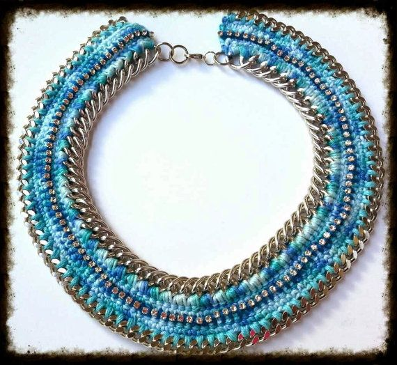 Hey, I found this really awesome Etsy listing at https://www.etsy.com/listing/184368721/ocean-breeze-necklace