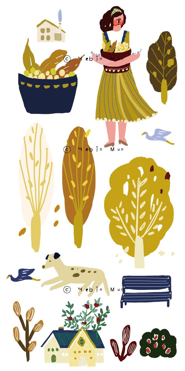 village, town ,Upo Wetland ,bird, migrant ,house,home,slope, incline hill ,brown color, farming, farm work, agriculture,packaging of goods,package illuste,doenjang, (fermented) soybean paste illustrator,illustration,bean paste,fermented food ,Korean food,a patch of bean
