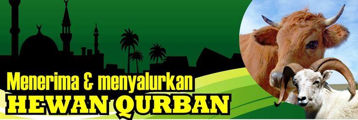 Contoh Desain Banner Spanduk Hari Raya Qurban