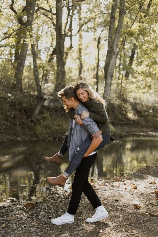 couples session photography photo engagement portrait proposal wedding posing po… – Caitlyn Nicole
