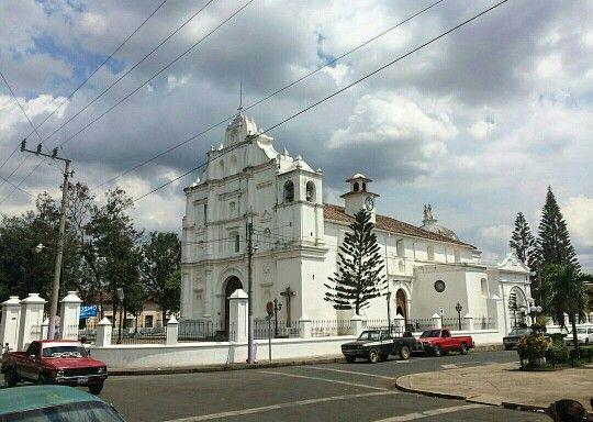 Chalchuapa, El Salvador