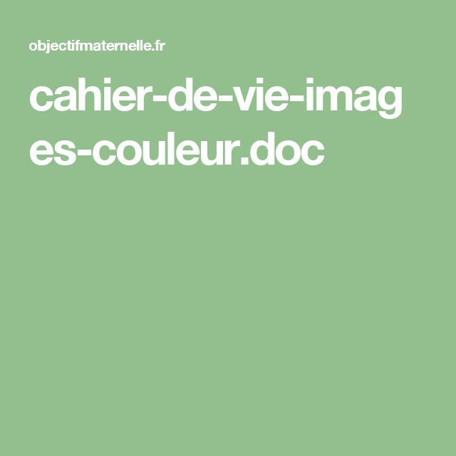 cahier-de-vie-images-couleur.doc