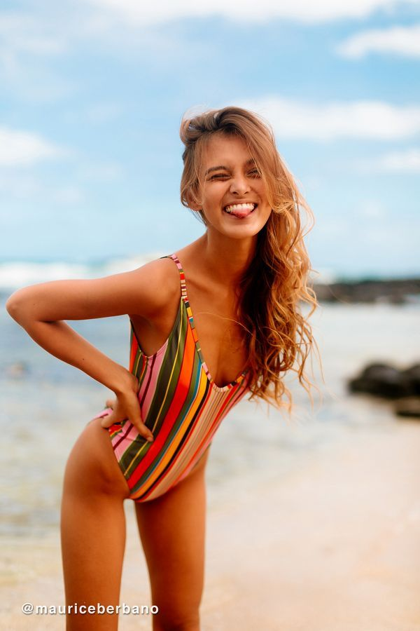 042da5891 Slide View: 1: Out From Under Printed Kendall One-Piece Swimsuit