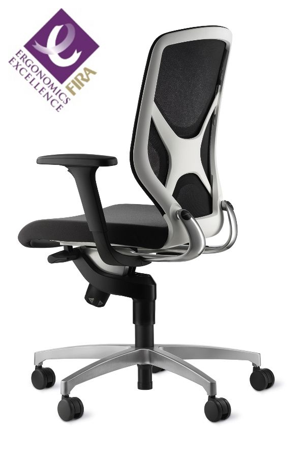 IN office chair | task chair with Trimension ® | Winner of FIRA Award| By Wilkhahn | #wilkhahnIN