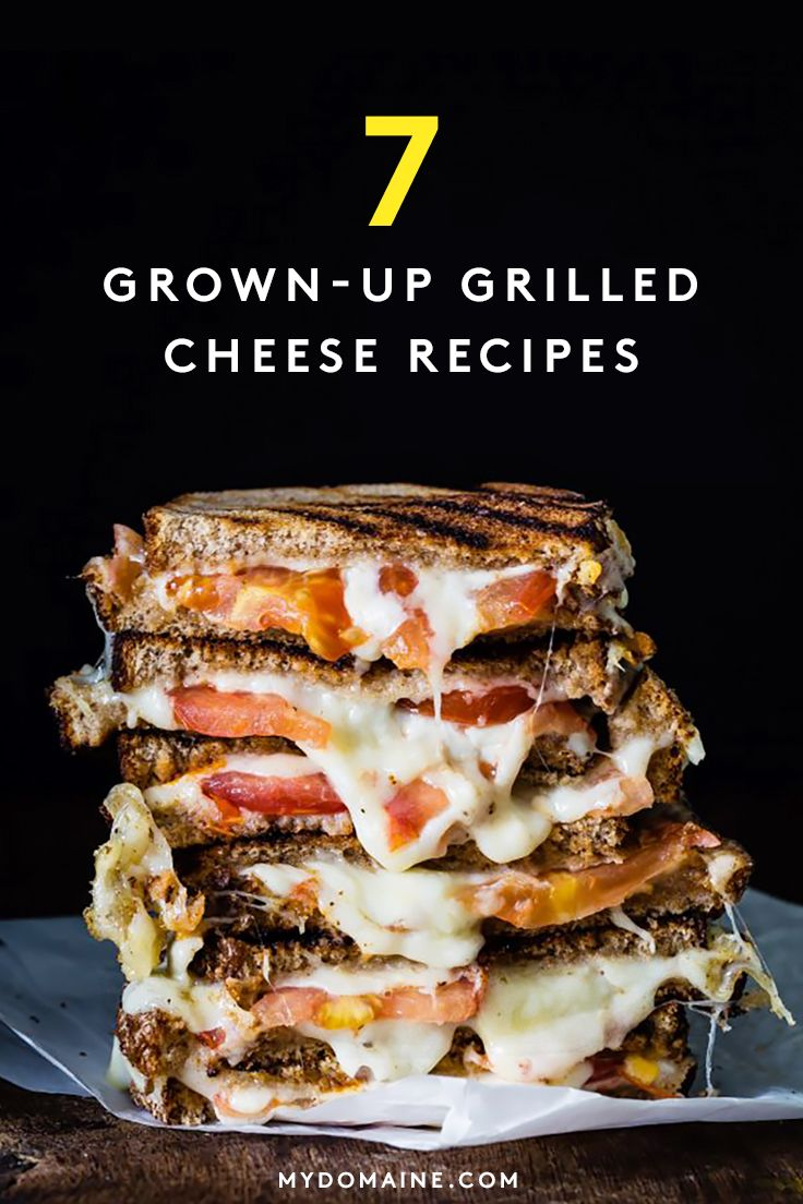 Grilled cheese recipes you need to try                                                                                                                                                                                 More