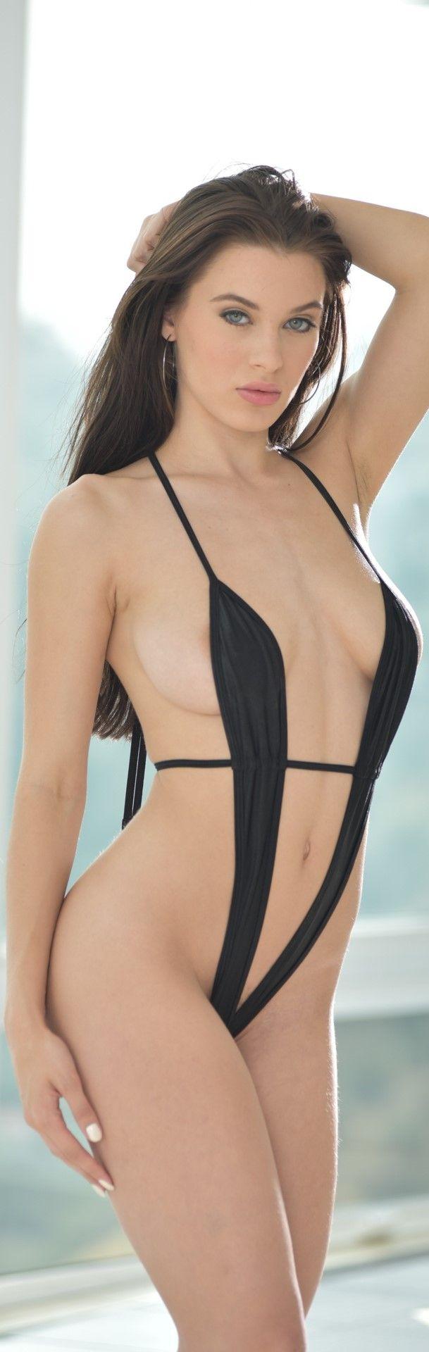 shemale micro bikini