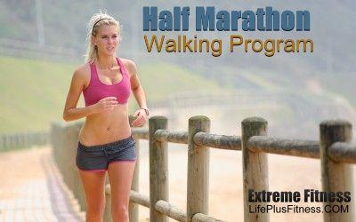 12 week walking program designed by Certified Personal Trainer Michelle M. Freeman. Love her blog.
