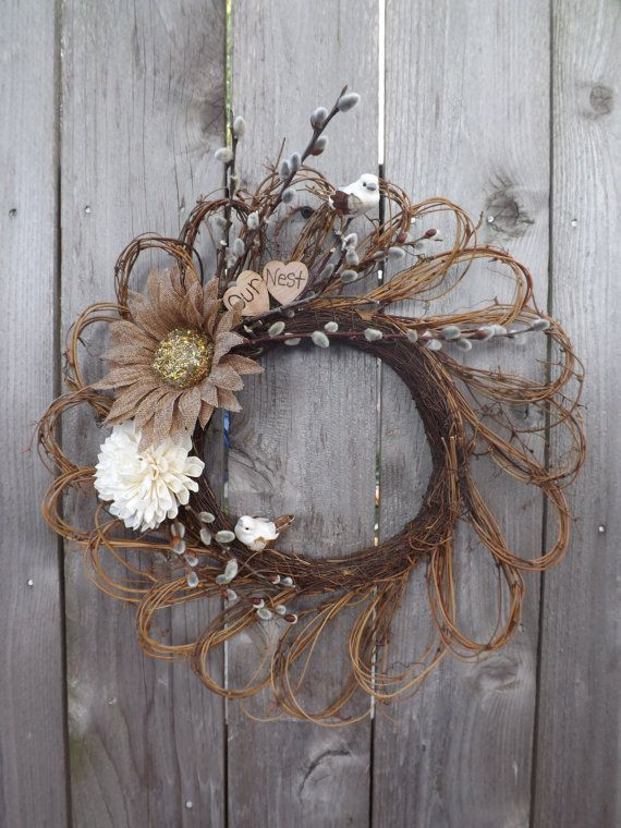 479 Best Images About Grapevine Wreaths On Pinterest