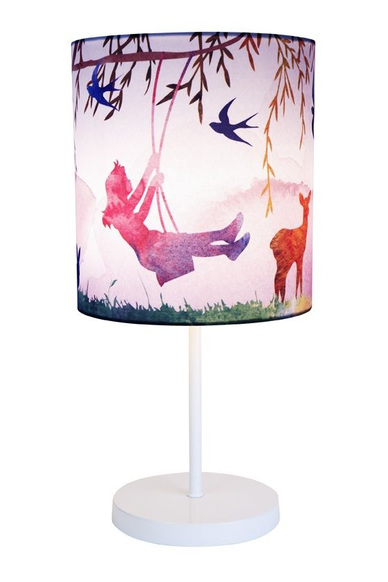 Micky and Stevie - TABLE LAMPS