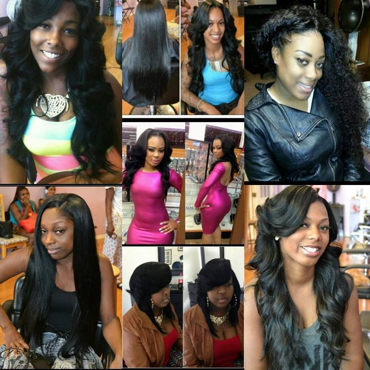 11 best sew in protective styles images on pinterest braids full sew ins pmusecretfo Gallery