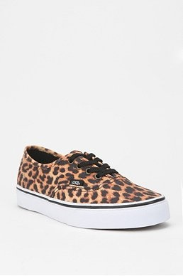 Vans Leopard Authentic Lo Pro Sneaker, I want these sooooo bad