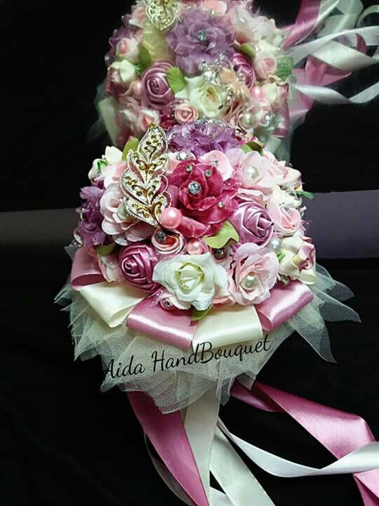 HandBouquet by #AidaBrooch