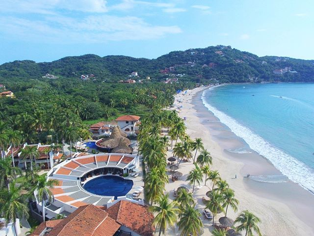 Thompson Hotels, Zihuatanejo   Mexico - Costa Rica - South