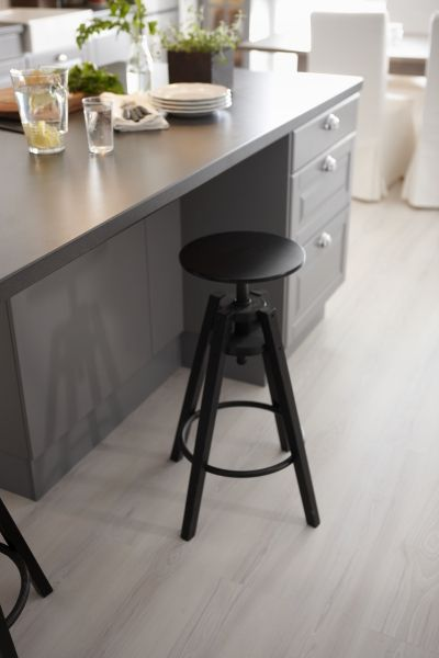 Dine in high style! Check out IKEA stools for the best seats in the kitchen.