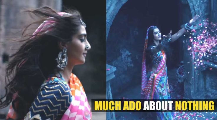 #SonamKapoor defends her blink-and-miss appearance in Coldplay video!