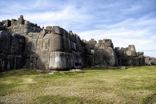 Sacsayhuaman (Peru) by Vlad Bezden, via Flickr