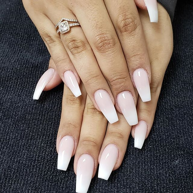 Nail Art Tips Easy Nail Design Ideas New Latest Nail Art Design Nail Art Designs Step By Step K French Manicure Acrylic Nails Gel French Manicure Pink Manicure
