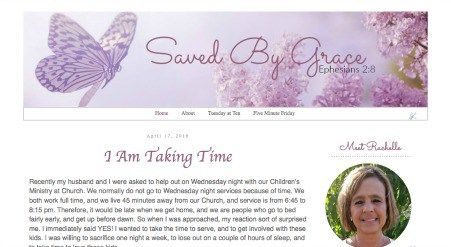 Blog Services – Embracing Every Day