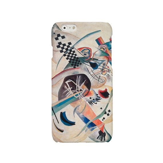 iPhone SE case Kandinsky iPhone 6 7 case abstraction iPhone 6