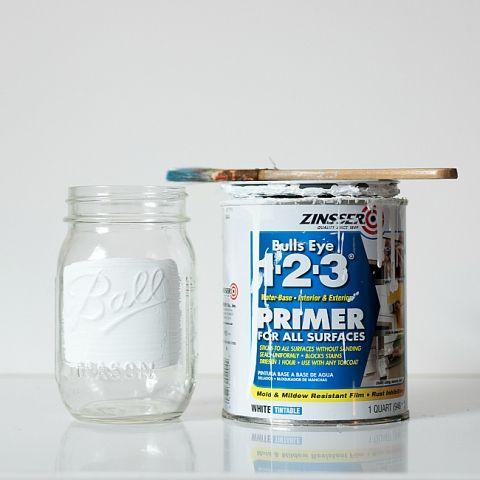 Mason Jar Craft Ideas - Back To School