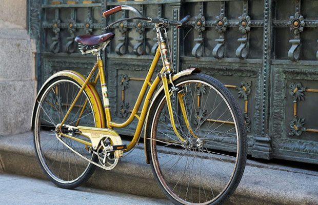 Loja madrilenha investe em aluguel de bicicletas vintage | #BicicletasVintage, #Cicloturismo, #Madri