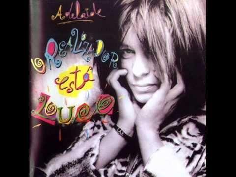 Neste Álbum, Filipe Larsen no Baixo.   Parabéns Filipe Larsen.Adelaide -O Realizador está Louco (1996)