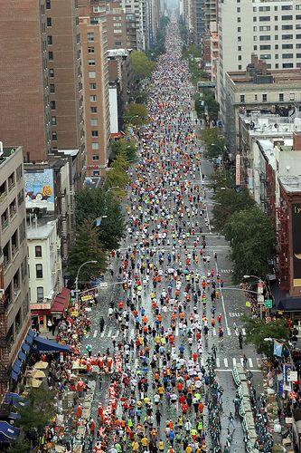 Marathon de New York 2011