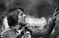 Luca di Montezemolo (ITA) Ferrari Team manager, United States Grand Prix, Watkins Glen, USA, 5 October 1975.