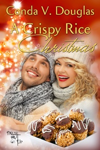 A Crispy Rise Christmas by Conda V. Douglas  Beth's true love, Sam, possesses a persnickety palate. Will her best meal ever leave a bad taste in his mouth?   COVER ART: WINTERHEART DESIGNS