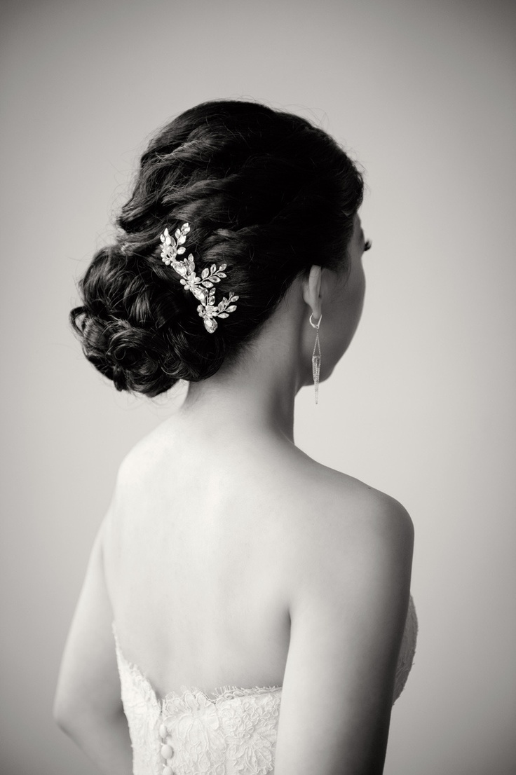 199 best chic bridal hair accessories images on pinterest