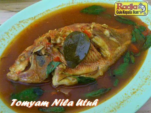 "Gule Kepala Ikan ""Radja Resto Group"""