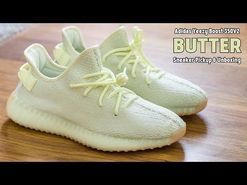 e308fb43fbef7 Check out this pickup video of the Adidas Yeezy Boost 350 V2 Butter. Find  out where you can still buy a pair of these Adidas Yeezy Boost 350 online!
