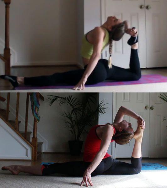 17 Best ideas about Flexibility Challenge on Pinterest ...