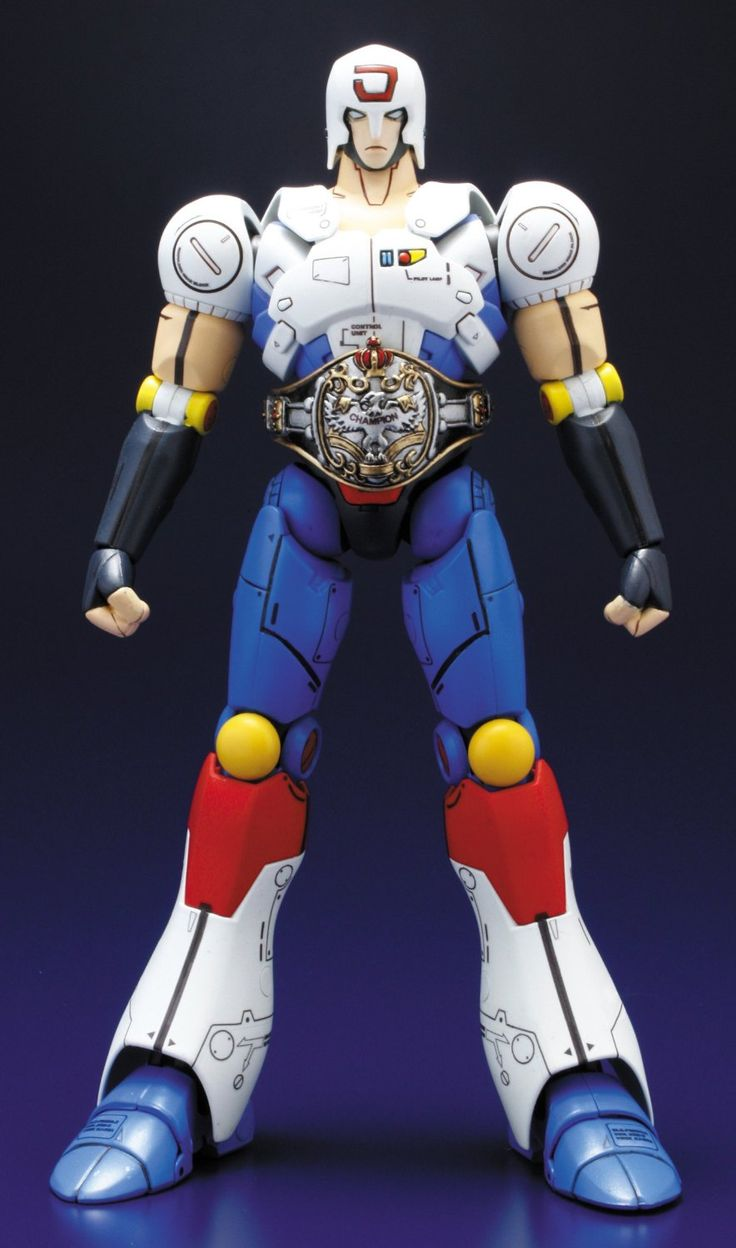 Amazon.com: Art Storm Plawres Sanshiro Juohmaru EX Gokin Roboshi Works Modeling Color Non Scale: Toys & Games
