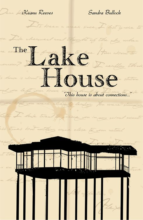 The Lake House by Mitch Ethridge. Words are powerful and build the connection between us.