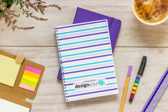Organizer do wydrukowania - Designyourlife.pl