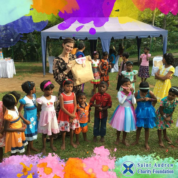 Dears, we continue to tell you interesting facts about Saint Andrew Charity Foundation! We're working now in such countries as Ukraine, Belgium and Sri Lanka.   Children should be happy regardless of their country of residence! And we do everything we can to make kids happy all over the world!  #charity #foundation #fund #StAndrew #ukraine #belgium #srilanka #world #love #instagood #happy #beautiful #smile #fun #swag #amazing #life #cool #instacool #funny #kids #instakids #children…