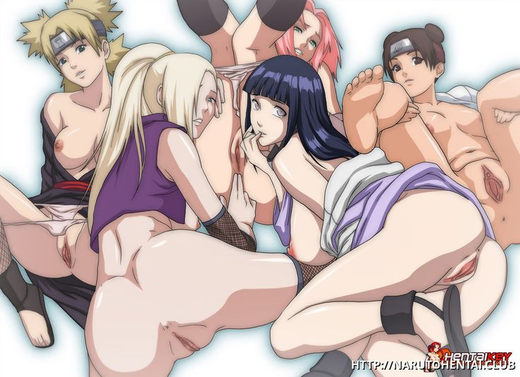 women Naruto naked