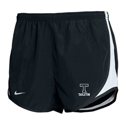 Women's Nike Tarleton Dri-fit Tempo shorts - Perfect for keeping up with those healthy new year's resolutions!