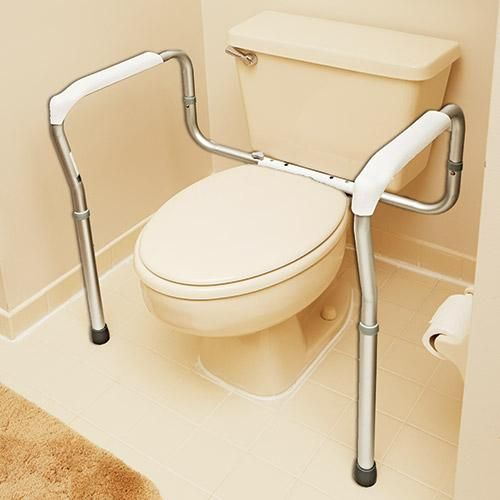Toilet Safety Rails Better Senior Living Safety Around