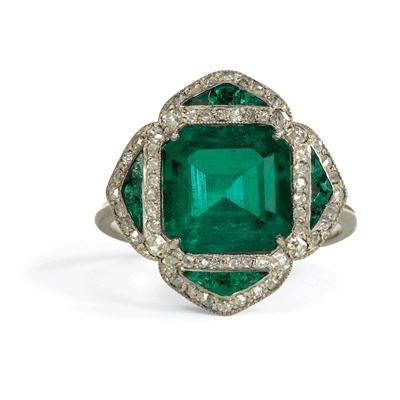 Yet another gorgeous Emerald.