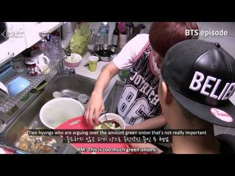 [ENG] [Episode] 1st BTS Birthday Party (Jin chef of BTS) | ABS
