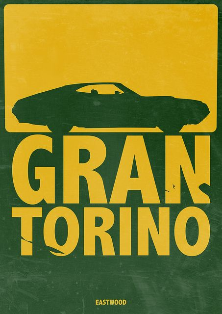 Ever notice how you come across somebody once in a while you shouldn't have fucked with? That's me. — Gran Torino