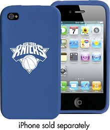 99 cents!! On CLEARANCE SALE - Tribeca - New York Knicks Case for Apple® iPhone 4 - Medium Blue